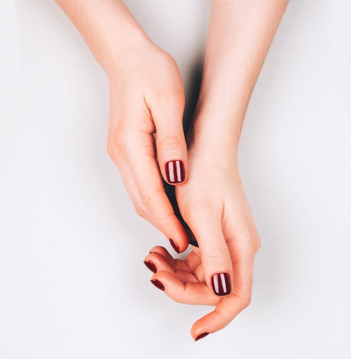 zdravé a silné nehty