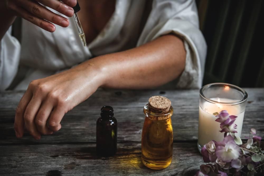 arganový olej na pleť